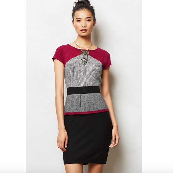 Anthropologie Dresses & Skirts - Sparrow Anthropologie Serena Sweater Dress